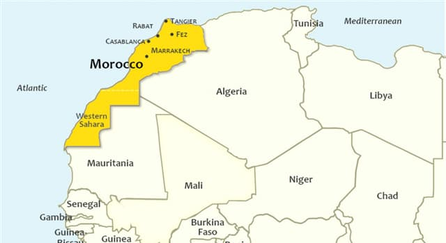 History Trivia Question: Which Moroccan city became English territory in 1662 as part of the dowry of Catherine of Braganza?