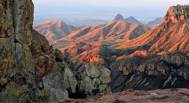 Movies & TV Trivia Question: Which movie does not have scenes shot in Big Bend National Park in Texas?