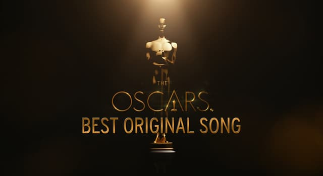 Culture Trivia Question: Which of the following has not won an Academy Award for Best Original Song?