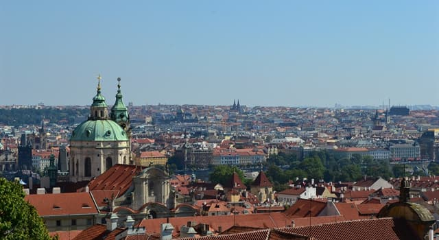 Geography Trivia Question: Which of these is a fort in Prague?