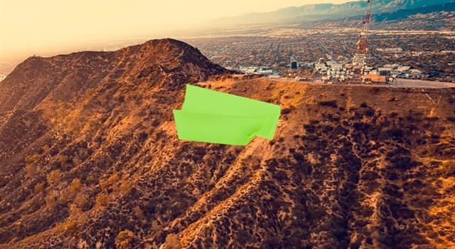 Geography Trivia Question: Which US landmark is hidden in the picture?