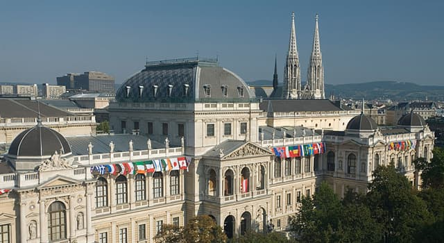 History Trivia Question: Who founded the University of Vienna?
