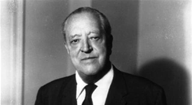 Culture Trivia Question: Who is Ludwig Mies van der Rohe?