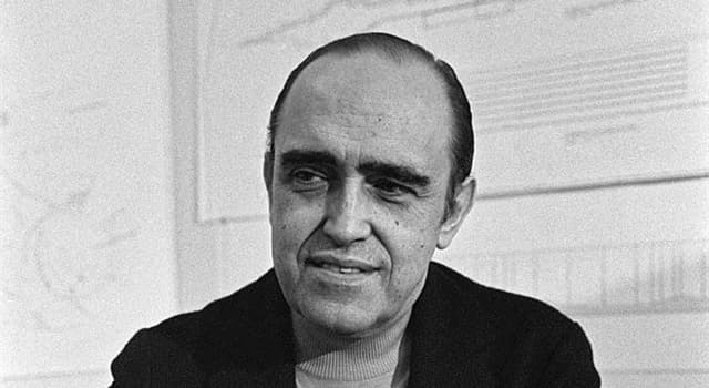 Society Trivia Question: Who is Oscar Niemeyer?