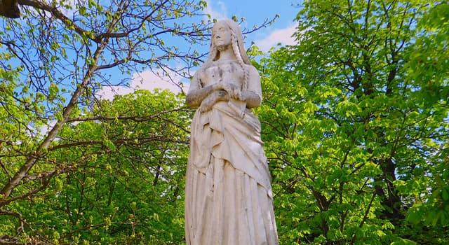 Culture Trivia Question: Who is the Patron Saint of Paris?