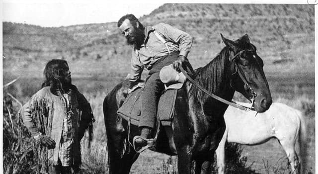 History Trivia Question: Who was American John Wesley Powell?