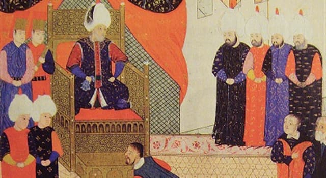 "History Trivia Question: Who was called ""Suleiman the Magnificent""?"