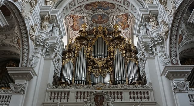 Culture Trivia Question: As of 2019, which Cathedral has acquired the largest organ outside of the United States?