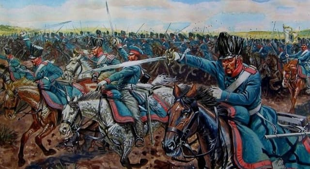 History Trivia Question: At the 'Battle of Waterloo' who commanded the Prussian troops?