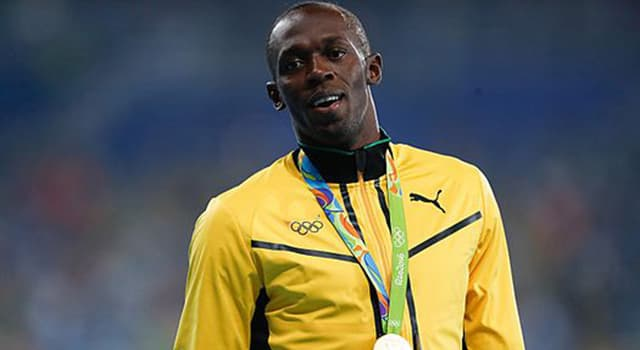 Sport Wissensfrage: Dieser Olympiasieger (auf dem Foto) ist ein Vertreter welches Landes?