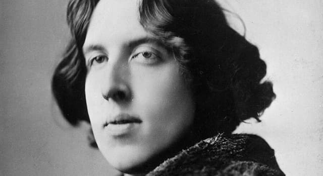 Culture Trivia Question: How many novels did Oscar Wilde write?