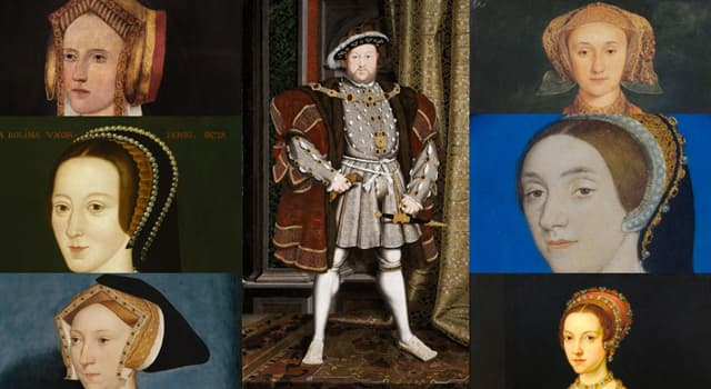 History Trivia Question: How many of Henry VIII's wives outlived him?