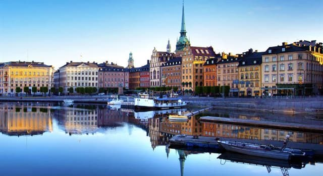 Culture Trivia Question: In Sweden, what is 'Surströmming'?