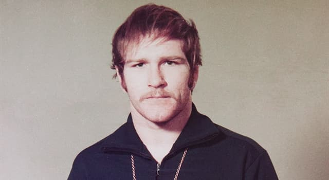 Sport Trivia Question: In what sport did Dan Gable win all six of his matches at the 1972 Olympic Games?