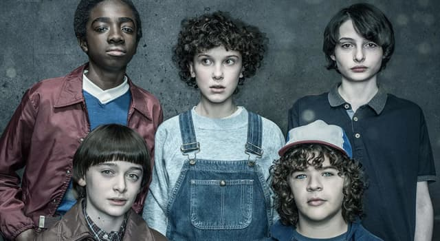 "Movies & TV Trivia Question: In which fictional town is the American science fiction TV series ""Stranger Things"" set?"