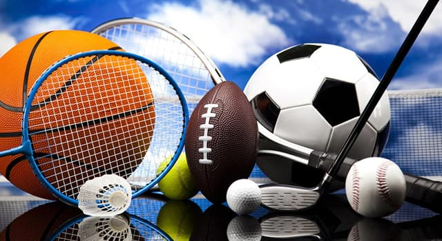 Sport Trivia Question: In which of the following sports do you utilise a 'passing pocket'?