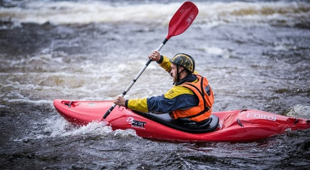 Sport Trivia Question: What is another name for Aleutian kayak?