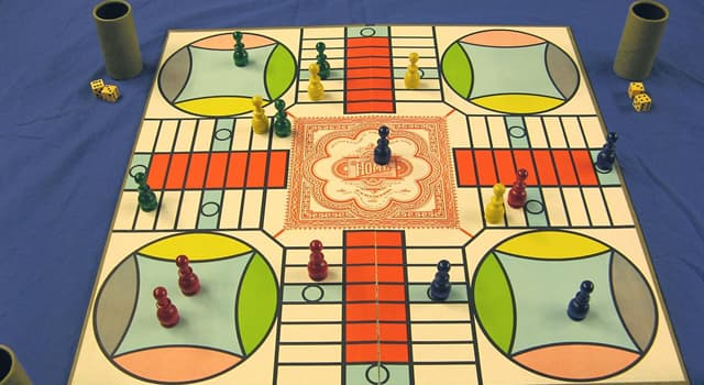 Culture Trivia Question: 'Parcheesi' is an adaptation of which country's board game?
