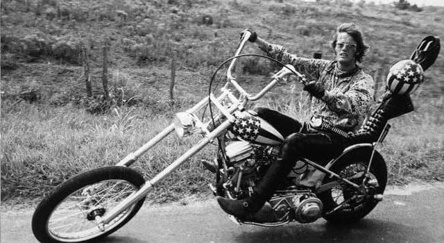 Movies & TV Trivia Question: The 1969 film 'Easy Rider' was produced and directed by which two people?