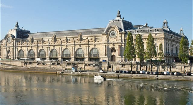 Culture Trivia Question: The Musée d'Orsay in Paris is a converted what?