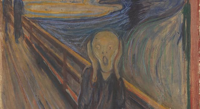 """Culture Trivia Question: """"The Scream"""" by Edvard Munch was painted in the style of which art movement?"""