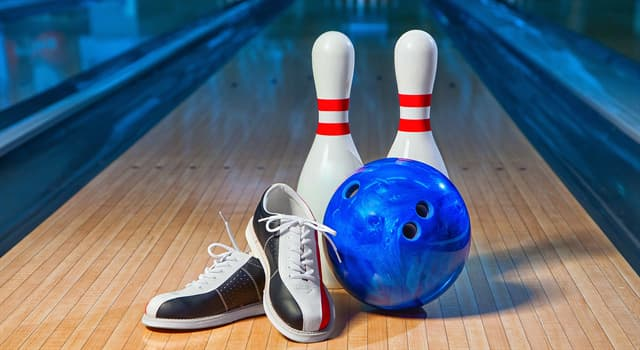 "Sport Trivia Question: The term ""bowling"" usually refers to a sport with how many pins?"