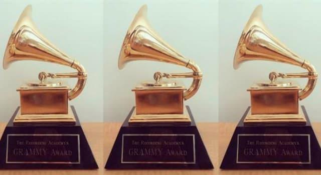 Kultur Wissensfrage: Wer erhielt als erste Frau einen Grammy für das Album des Jahres?