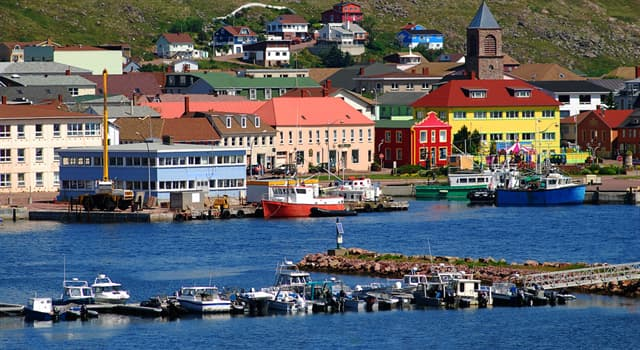Geography Trivia Question: What is the closest country to the French territory of St. Pierre and Miquelon?