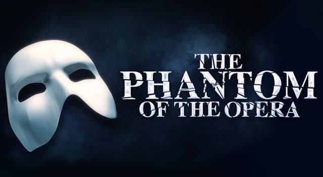 "Culture Trivia Question: What is the first name of ""The Phantom of the Opera""?"