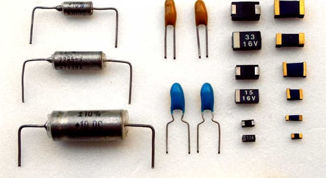 Science Trivia Question: What is the International System of Units (SI) of the derived unit of electrical capacitance?