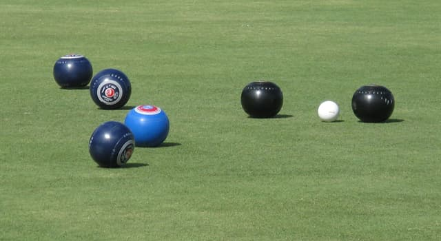 Sport Trivia Question: What name is given to the white target ball in lawn bowls?