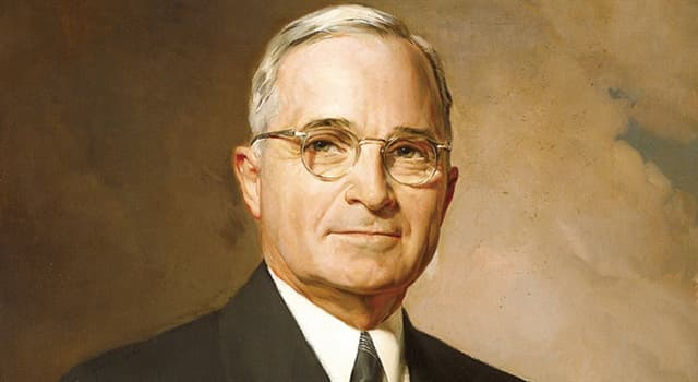 History Trivia Question: What was President Harry Truman's domestic government program called?
