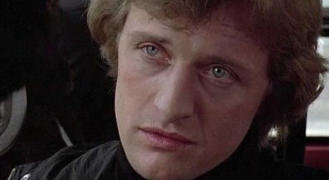 Movies & TV Trivia Question: What was Rutger Hauer's first American cinematic appearance?