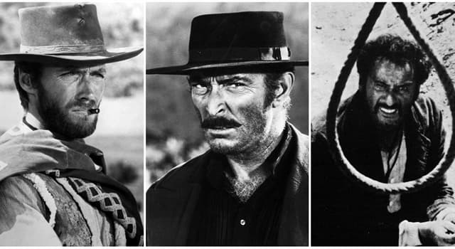 "Movies & TV Trivia Question: What was the name of Lee Van Cleef in the film ""The Good, the Bad and the Ugly""?"