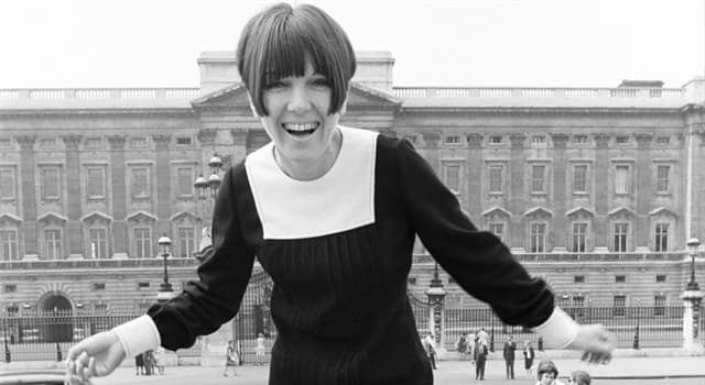 Society Trivia Question: What was the name of Mary Quant's fashion shop?