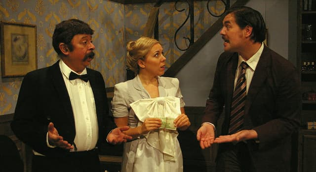 """Movies & TV Trivia Question: What was the name of the Spanish waiter in the TV sitcom """"Fawlty Towers""""?"""