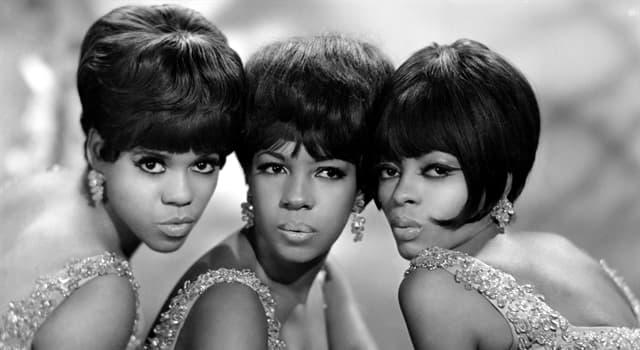 Culture Trivia Question: Where did the Supremes perform their farewell concert?
