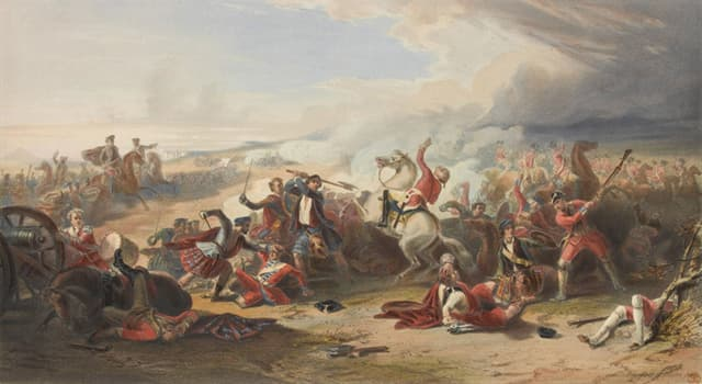 History Trivia Question: Where was the battle of Prestonpans fought?