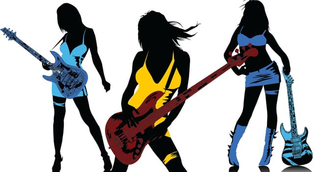 Culture Trivia Question: Which is the longest-running all-female rock band?