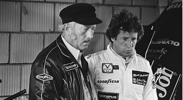 History Trivia Question: Which automobile company did British automotive designer Colin Chapman found?