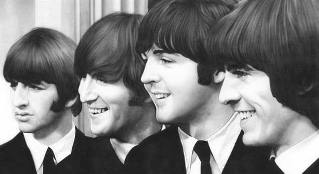 Culture Trivia Question: Which Beatles song did the Overlanders take to number one in the UK?