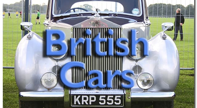 History Trivia Question: Which British car was the first to sell over 1 million models?