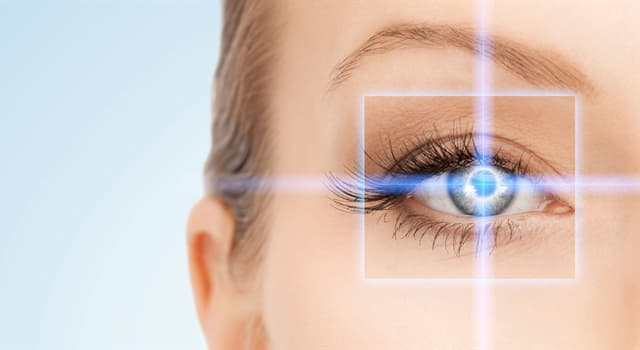Science Trivia Question: Which defect in the eye results in distorted images or blurred vision at all distances?
