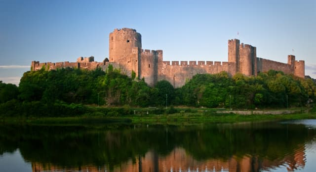 History Trivia Question: Which future monarch of England was born in Pembroke castle in 1457?