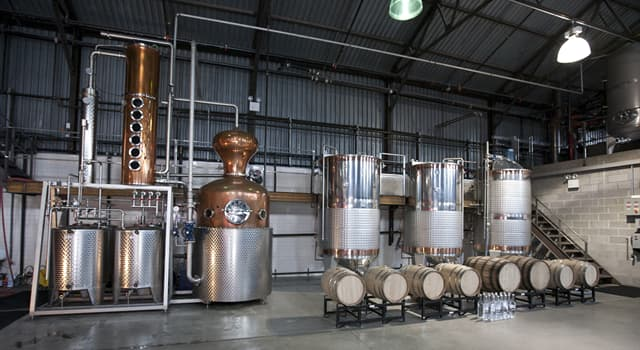 Society Trivia Question: Since 2013, which is the smallest distillery in Scotland?
