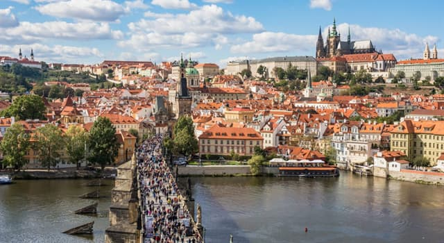 Culture Trivia Question: Which of these is not a name that has been given to the city of Prague?