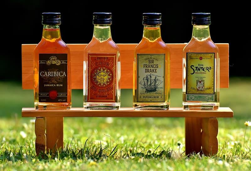 Gesellschaft Wissensfrage: Aus welchem dieser Elemente wird Rum destilliert?