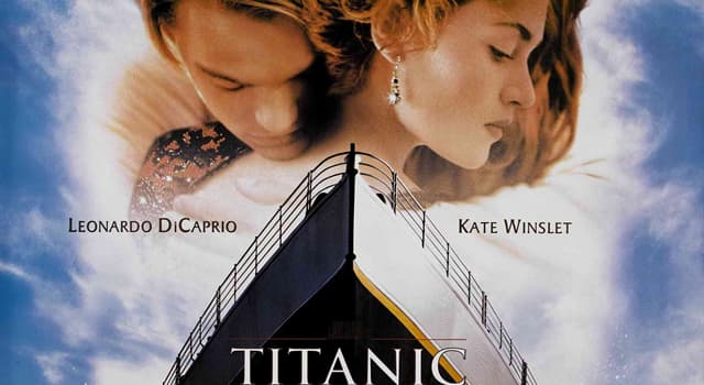 """Movies & TV Trivia Question: Which of these scenes from """"Titanic"""" (1997) was actually in the script for the movie?"""