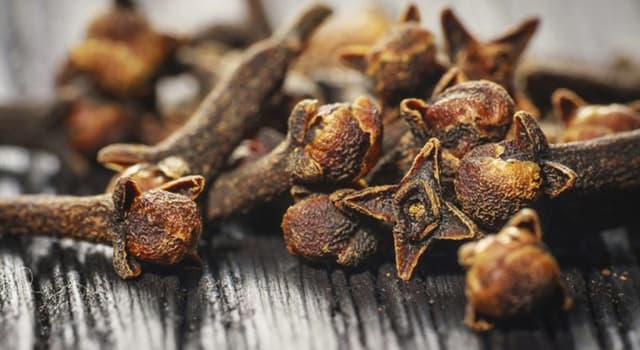 Nature Trivia Question: Which spice is in the picture?