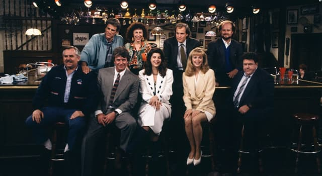 """Movies & TV Trivia Question: Which star of """"Cheers"""" had their first feature film role in """"A Small Circle of Friends""""?"""